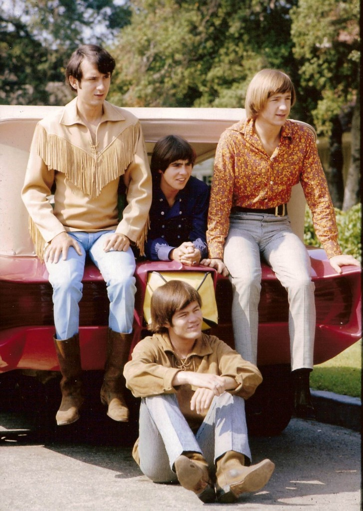 monkees 60's monkeemobile