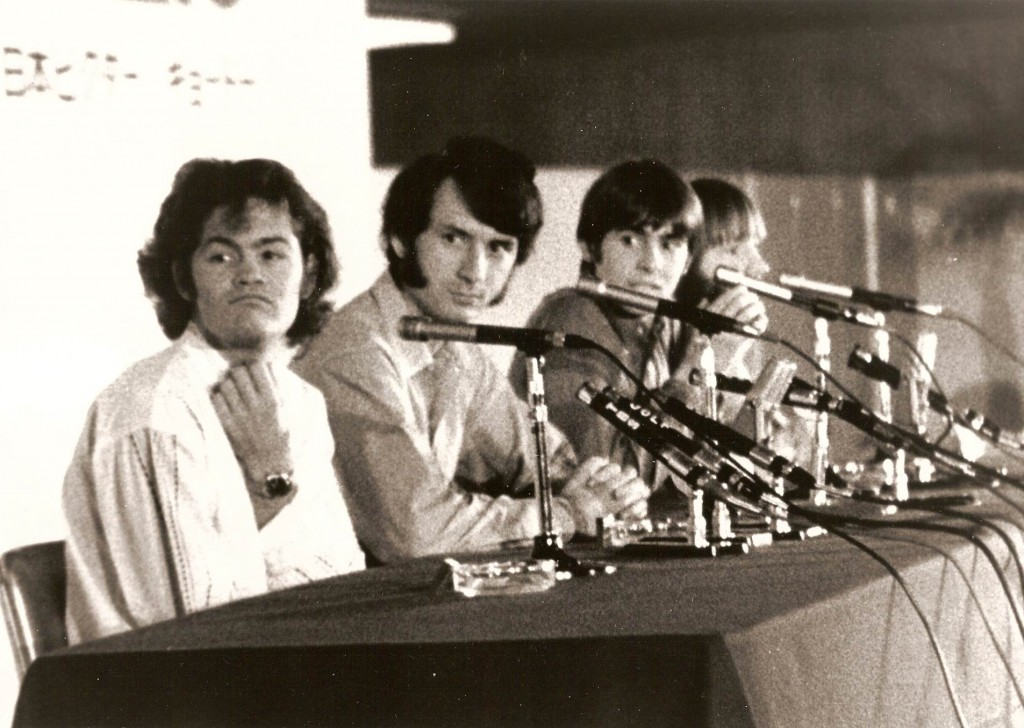 monkees 60's press