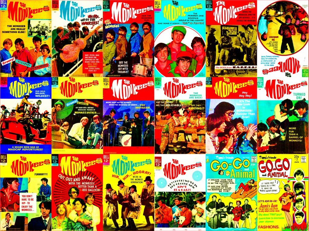 Monkees Comics