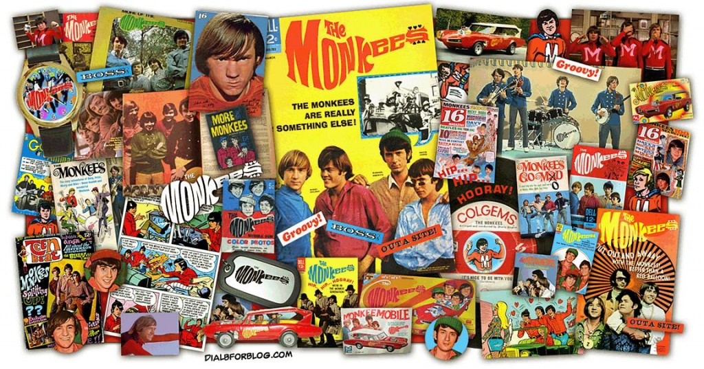 monkees items