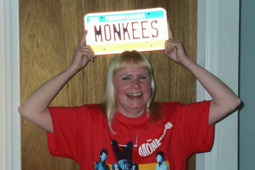 monkees plate 2