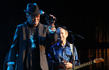 The Monkees play for the true believers at Lakewood Civic Auditorium(review)