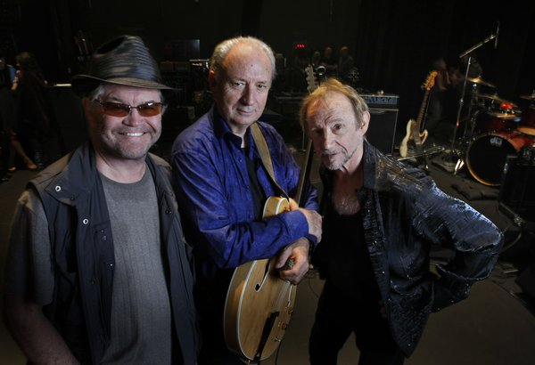 The Monkees are just trying to be friendly on reunion tour