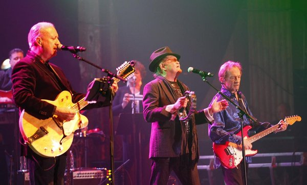 The Monkees 08/14/2013 Saratoga, CA