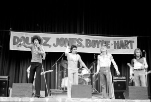Dolenz Jones Boyce Hart AND Tork Live 1976 Disneyland