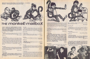 Monkees E-Mail Bag