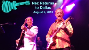 The Monkees – Full Show Recording – Dallas TX 08/02/2013