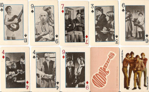 Guitars and a stack of chips: The Monkees' relationship with poker