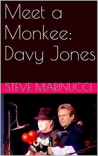 New e-Book – Meet A Monkee: Davy Jones