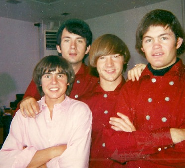 The Monkees in the American Pop Music Hall of Fame!