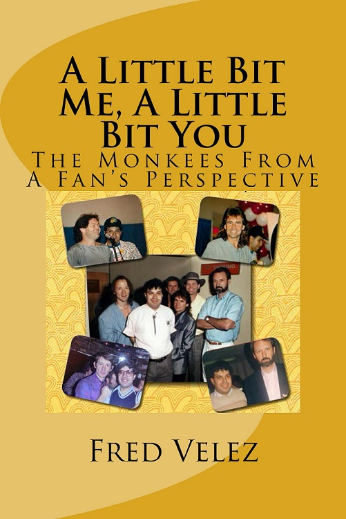 Fred Velez Monkees Book Now In Print!