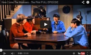 Monkees Pilot Tested Terribly