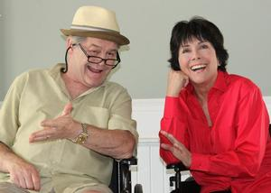 World Premiere of New Play COMEDY IS HARD! Starring Micky Dolenz and Joyce DeWitt Starts Previews 9/26 at Ivoryton Playhouse AT THE IVORYTON PLAYHOUSE