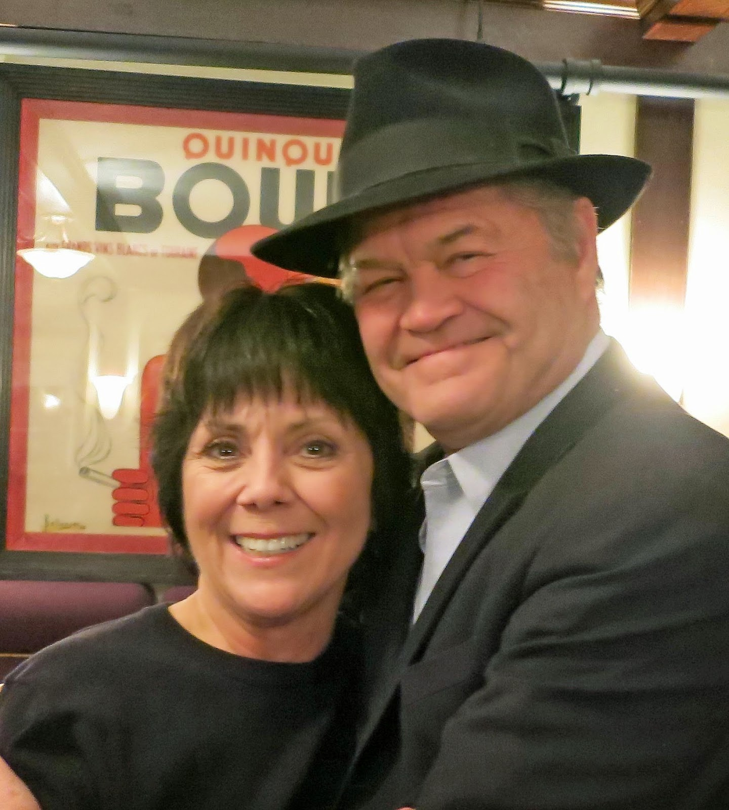 Joyce DeWitt And Micky Dolenz