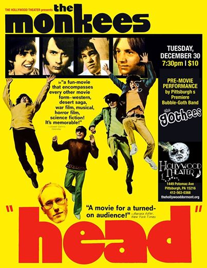 MONKEES! MOVIE! MAYHEM!