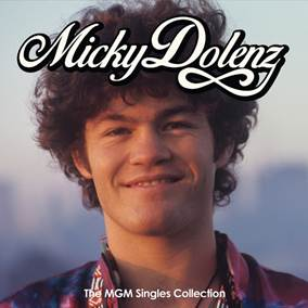 New MGM Singles Collection of Micky Dolenz