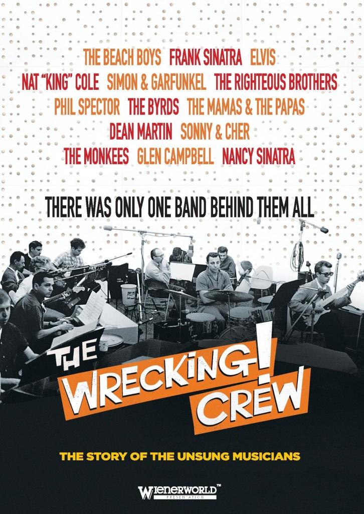 The Wrecking Crew DVD Now Available