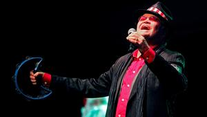Micky Dolenz's Monkees Christmas show at Musikfest Cafe in Bethlehem