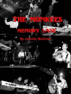Monkees Memory Lane Book