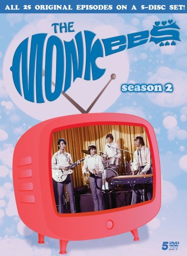 Monkees – TV Show Entire Season 2 DVD