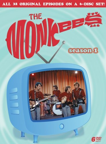 Monkees – TV Show Entire Season 1 DVD
