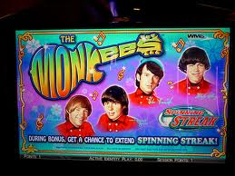 Monkees Slot Machine