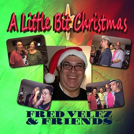 Coming Soon: Fred Velez Monkees Christmas CD!