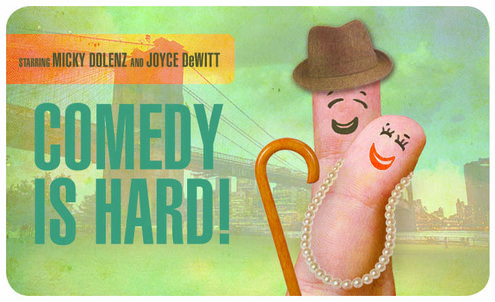 Review: Comedy Is Hard