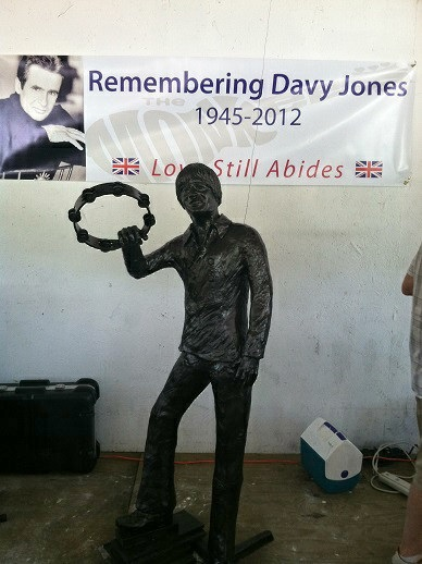 Davy Jones Beavertown Memorial – June 15, 2013