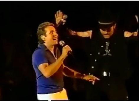 Davy Jones and U2, 1997