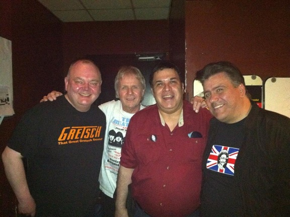 British Invasion At B.B. King's w/Itchycoo Park, The Blue Meanies and Dave Alexander!