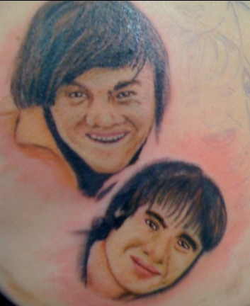 My Monkees Tattoo…session 1
