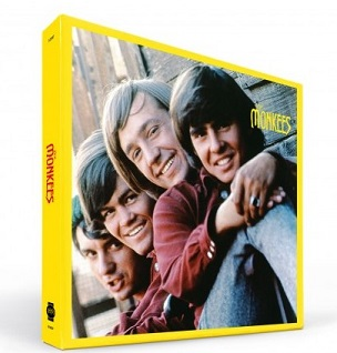 Monkees Debut Album Deluxe Box Set