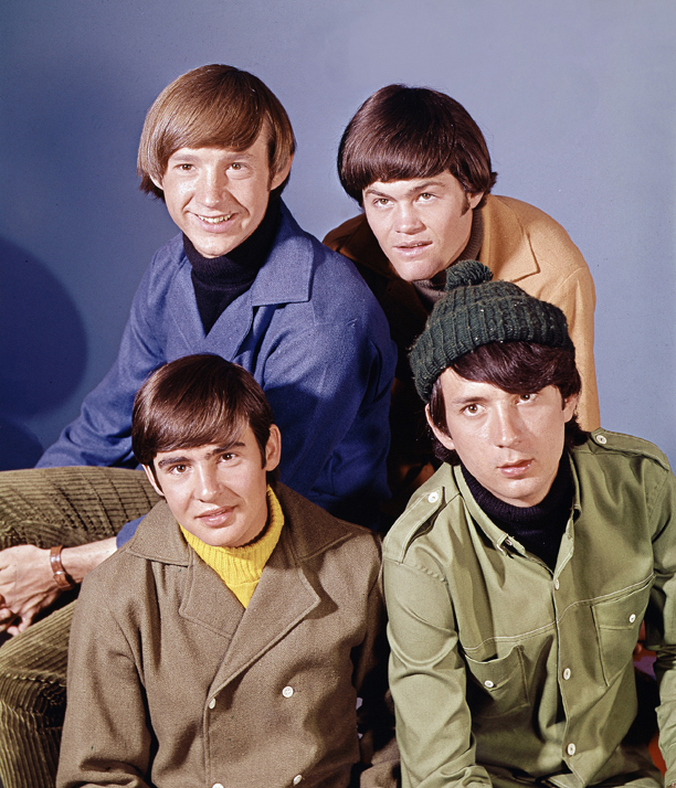 The Monkees pop group