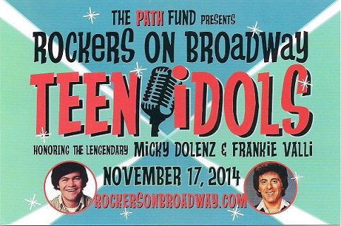 Review: Rockers On Broadway Honor Micky Dolenz