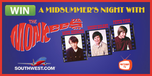 Monkees Contest – Win Reunion Tour Tickets and Flight!