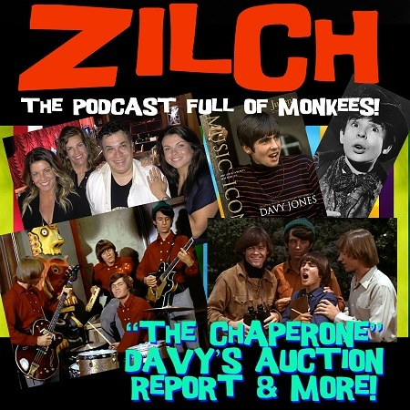 Zilch Podcast Interview With Davy's Daughters On Davy Auction