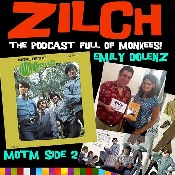 Zilch Podcast Emily Dolenz Interview