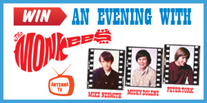 Win tickets to see the Monkees Live!