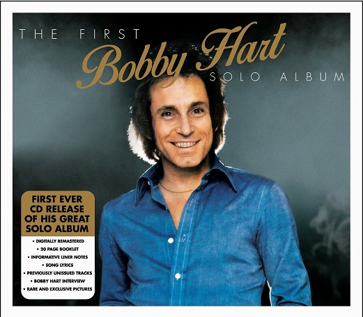 Review: The First Bobby Hart Solo Album