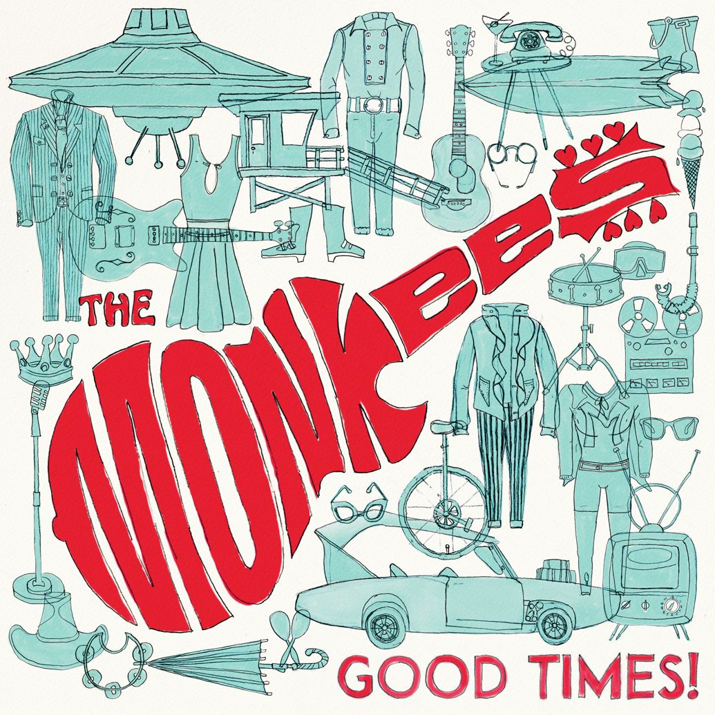 The Monkees Plot 50th Anniversary Tour, New LP 'Good Times!'