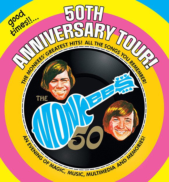 Monkees Tour Tickets On Sale Plus Backstage Access
