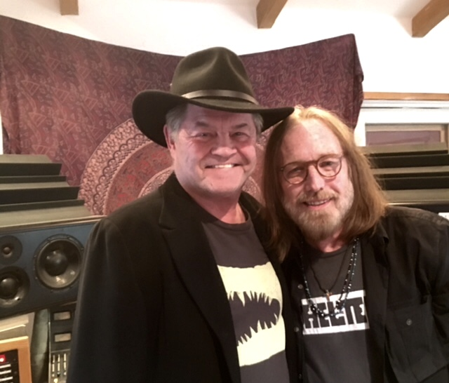 Tom Petty with Micky Dolenz SiriusXM