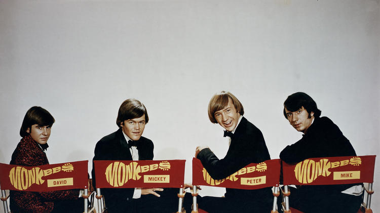 The Monkees celebrate 50th anniversary by teaming with modern pop luminaries for a new album