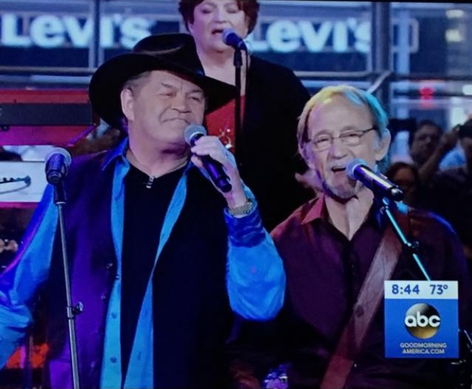 The Monkees on GMA