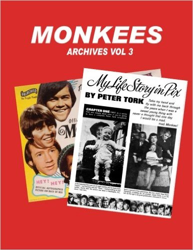 Monkees Archives Volume 3
