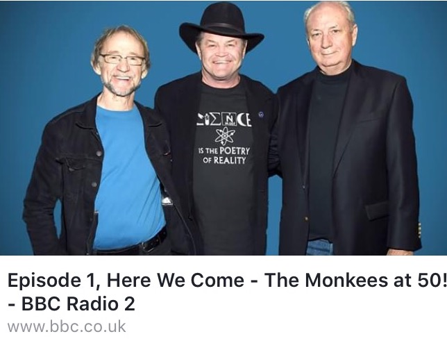 BBC Radio Monkees At 50!