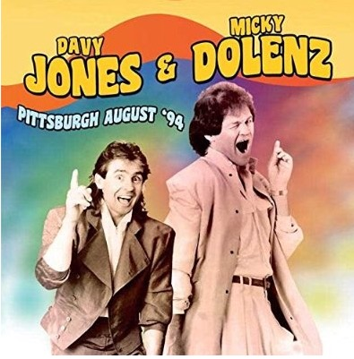 Review: Davy Jones & Micky Dolenz – Pittsburgh August '94