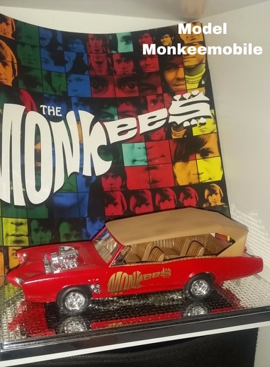 monkeemobile