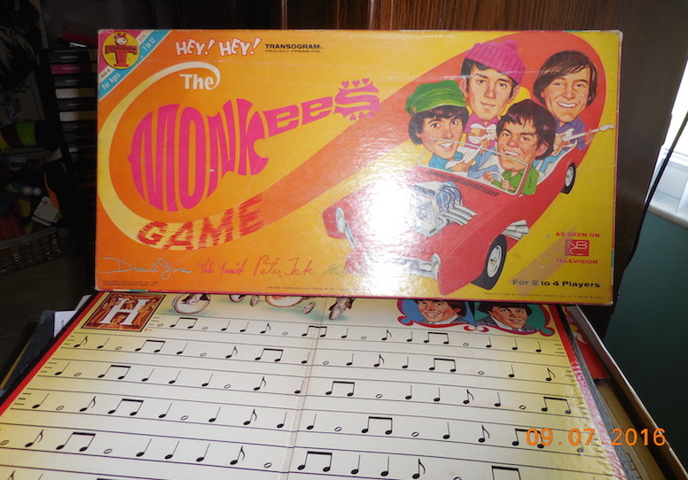 monkees game 2